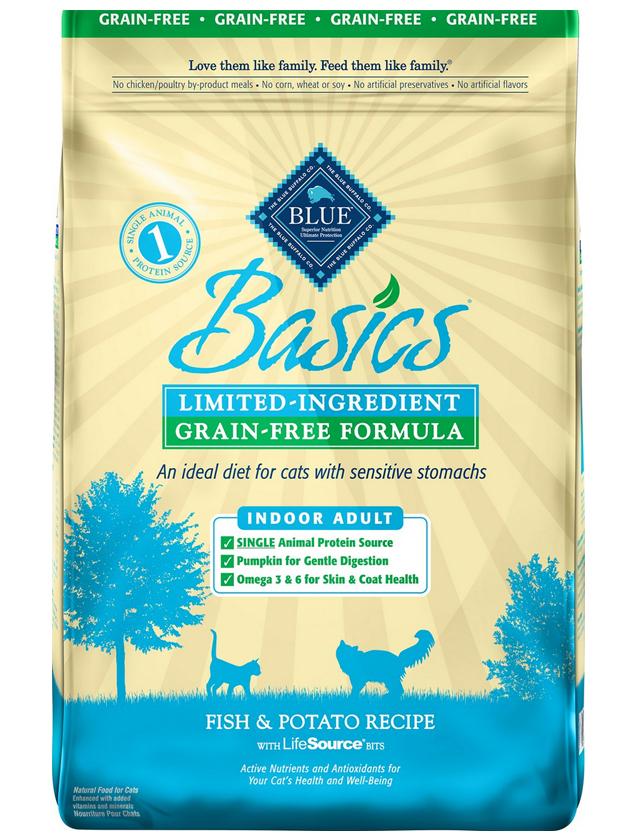 Blue Limited Ingredient Dog Food Reviews
