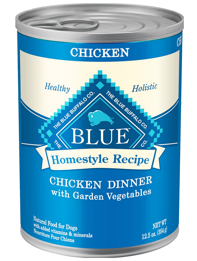 Blue Homestyle Recipe Wet Dog Food Review